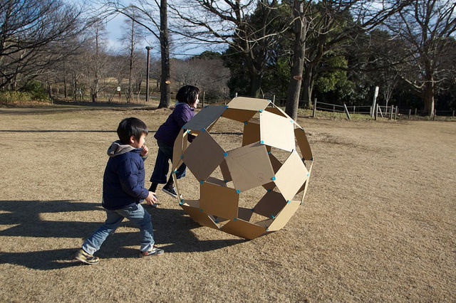 makedo giant wind ball