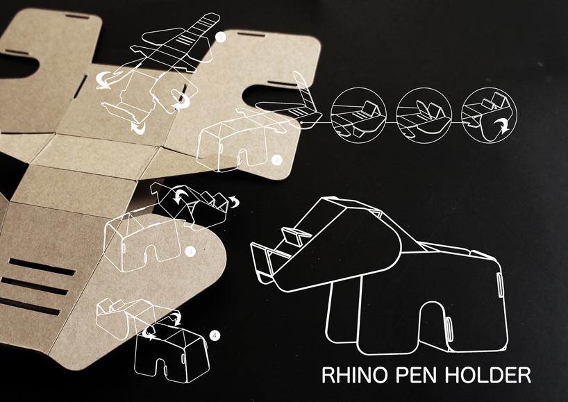 produk kreatif dengan kertas karton daur ulang eduardo alesi 10