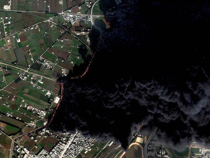 digital globe top satellite images 2012 6