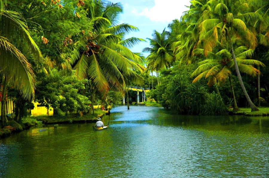 kanal alappuzha india 3