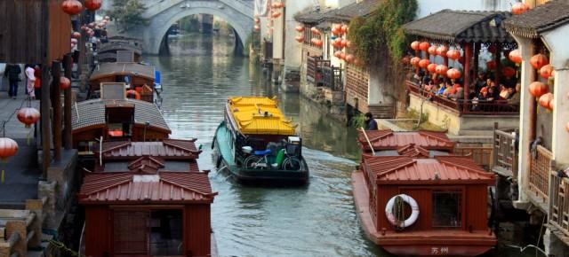 Kota-Kota dengan Kanal Terindah di Dunia