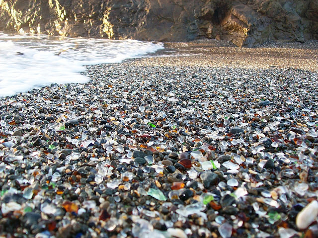 glass beach california fort bragg