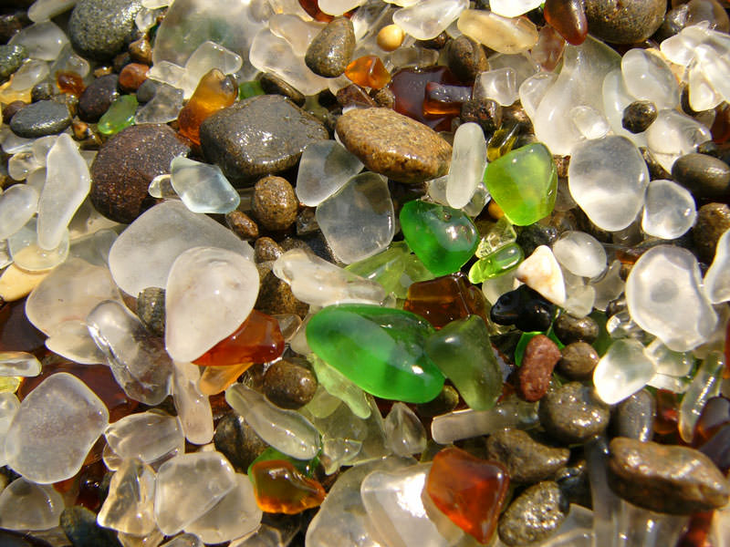 glass beach california fort bragg 3