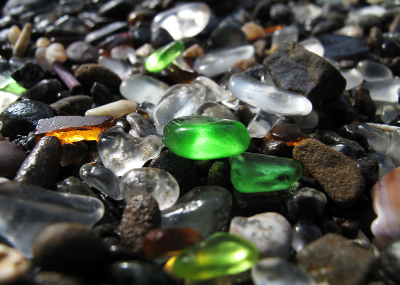glass beach california fort bragg 7