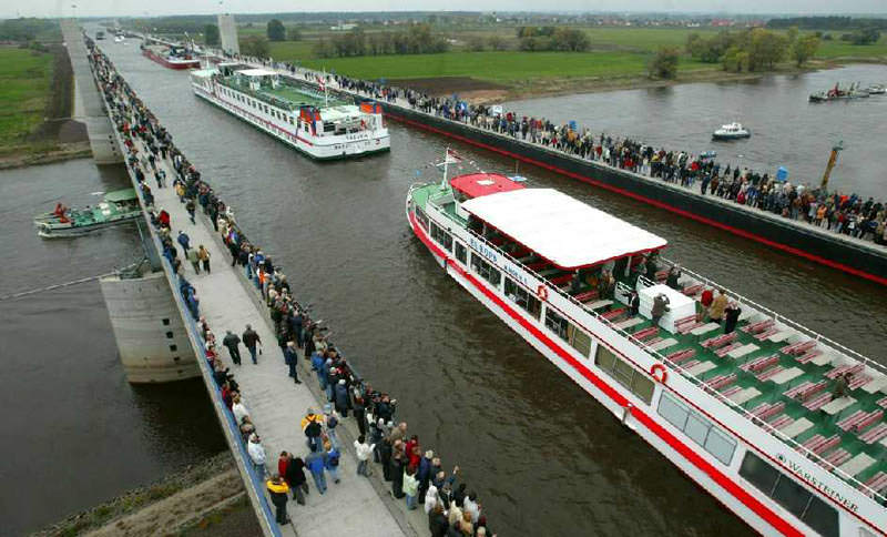 kanal elbe havel jerman