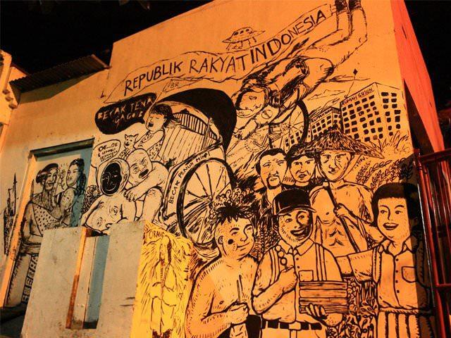 mural kampung indonesia 16