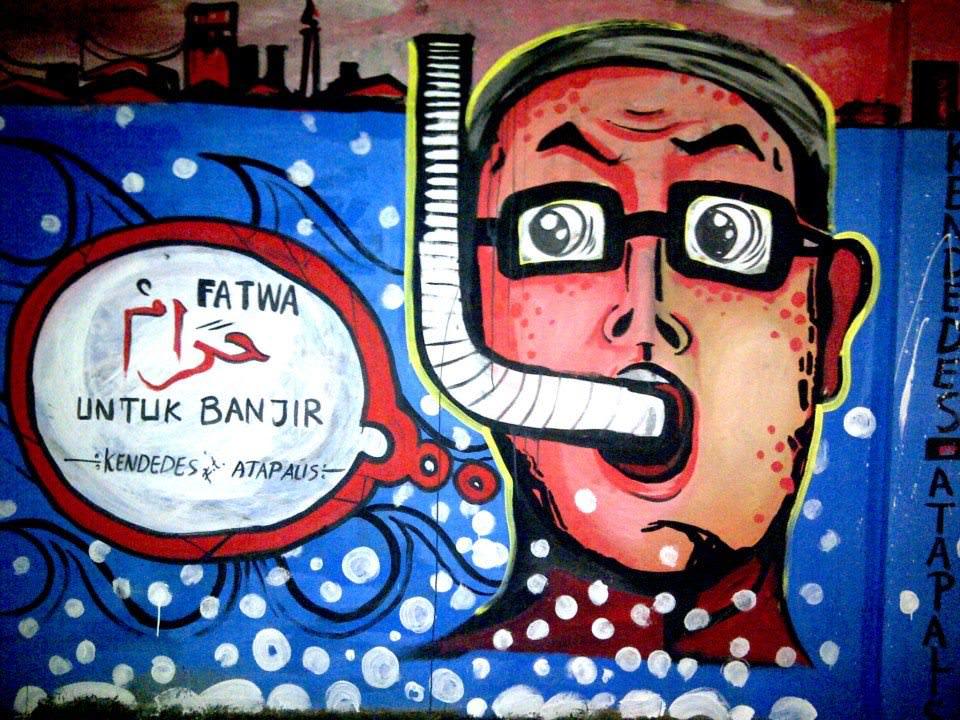 mural kampung indonesia 18