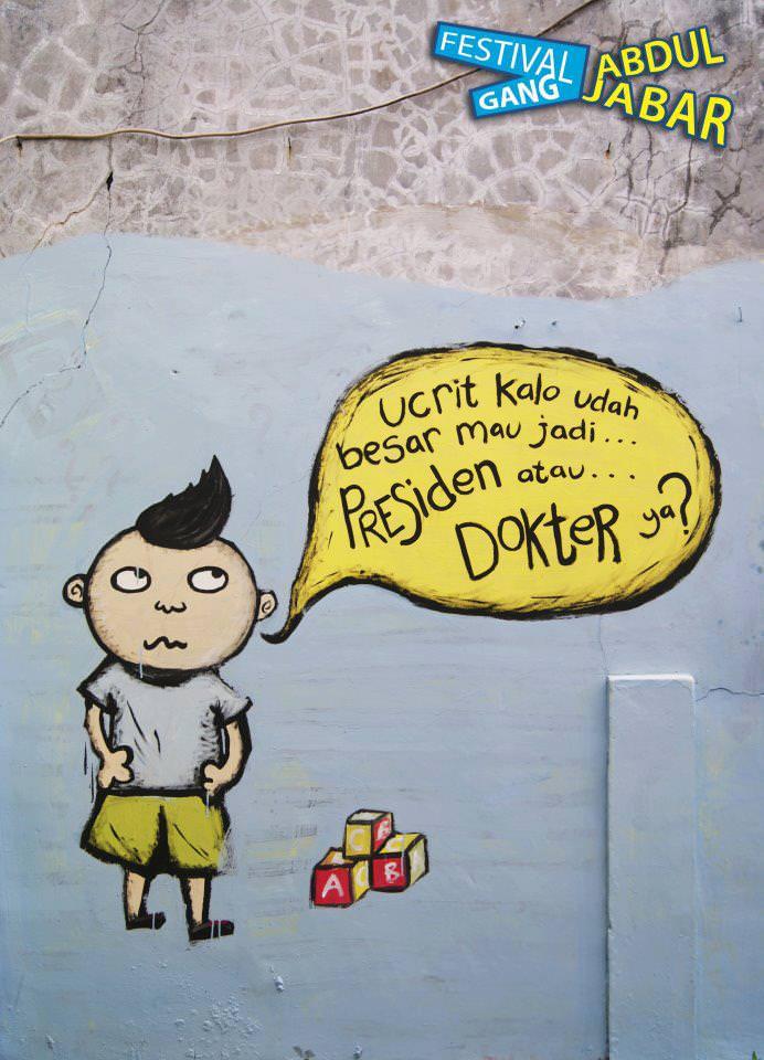 mural kampung indonesia 19