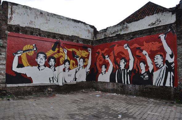 mural kampung indonesia 2