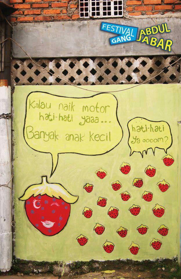mural kampung indonesia 3