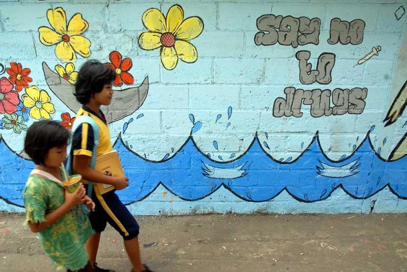 mural kampung indonesia 4