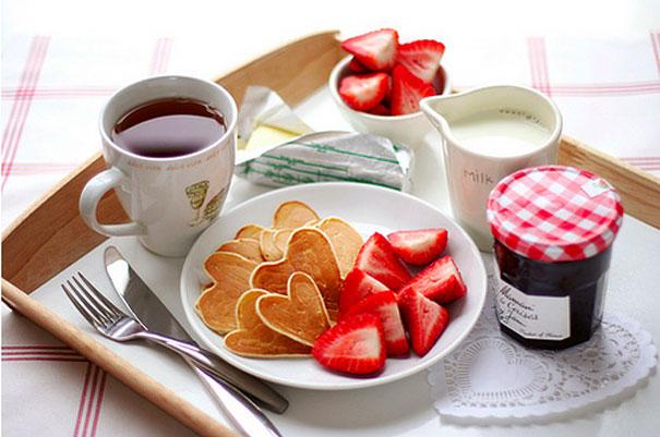 Pancake Hati oleh Southwingveranda