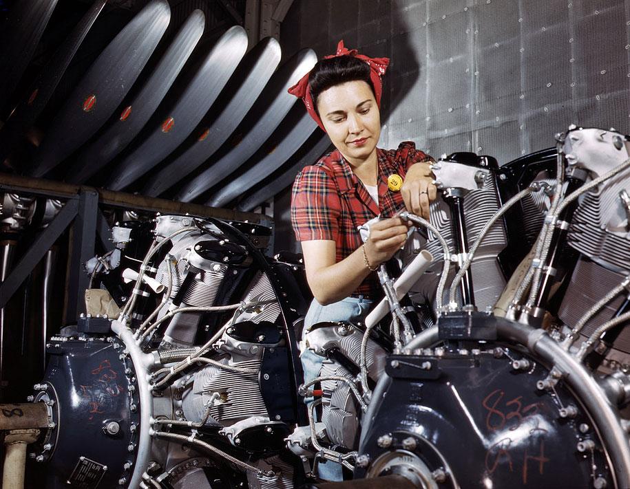 Wanita dalam Perang Dunia II - 09