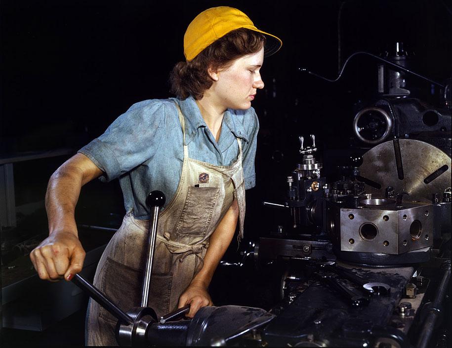 Wanita dalam Perang Dunia II - 13