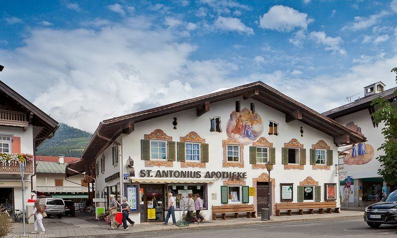kota garmisch partenkirchen jerman 9