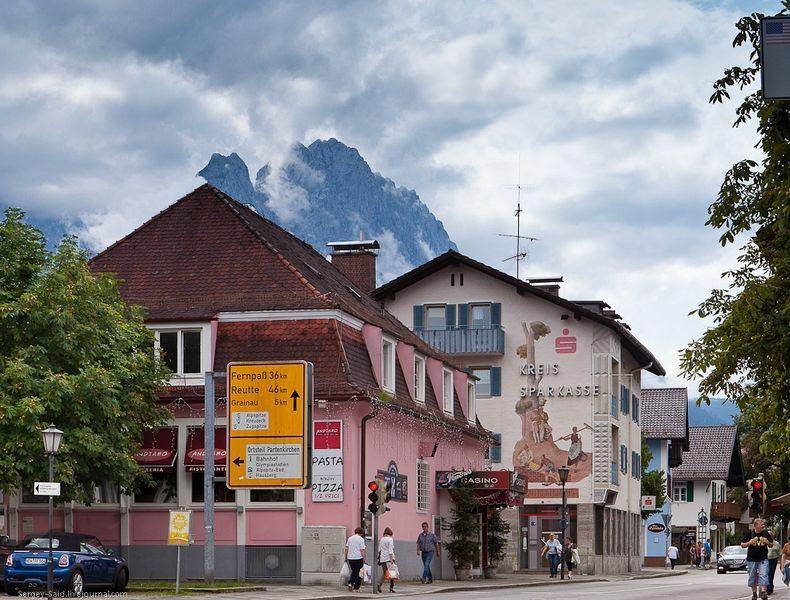 kota garmisch partenkirchen jerman 11