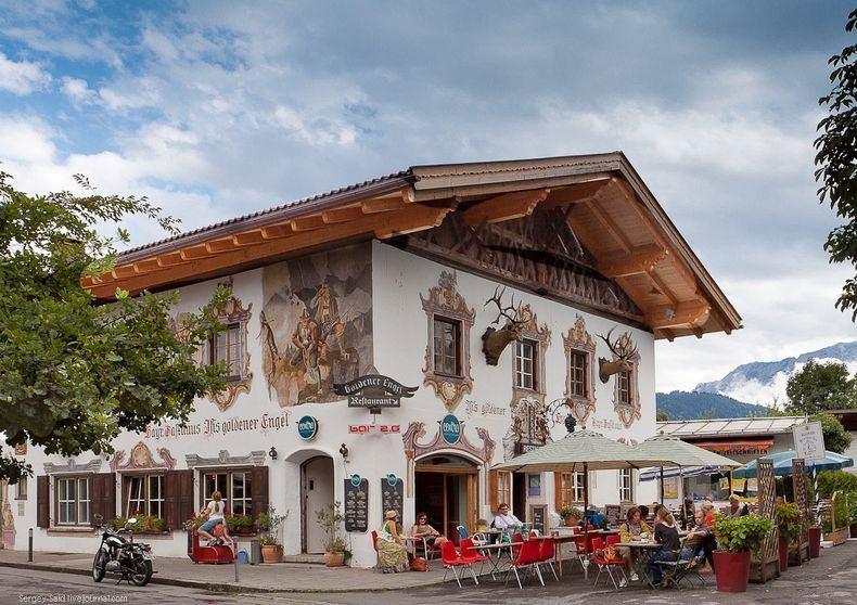 kota indah di alpen jerman 2