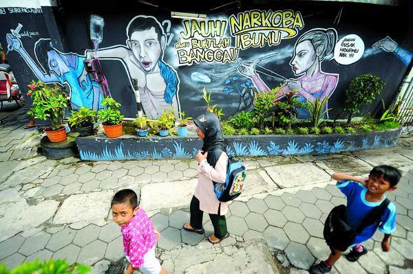 mural kampung indonesia 11