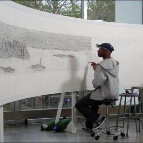 """Stephen Wiltshire, Seniman Penderita Autisme dengan Bakat """"Photographic Memory"""""""