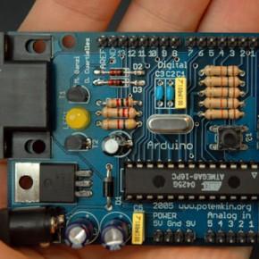 Proyek Arduino