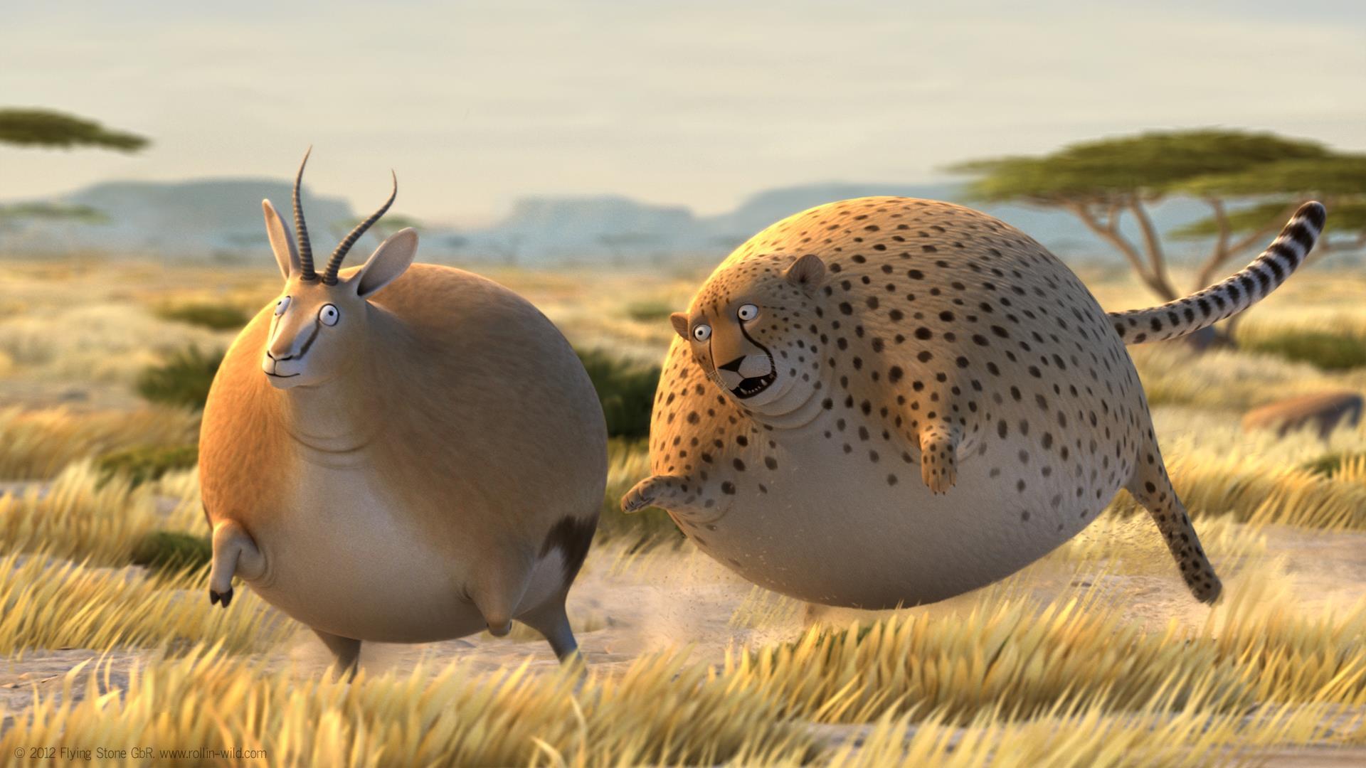 800+ Gambar Animasi Hewan Yang Lucu HD Terbaik