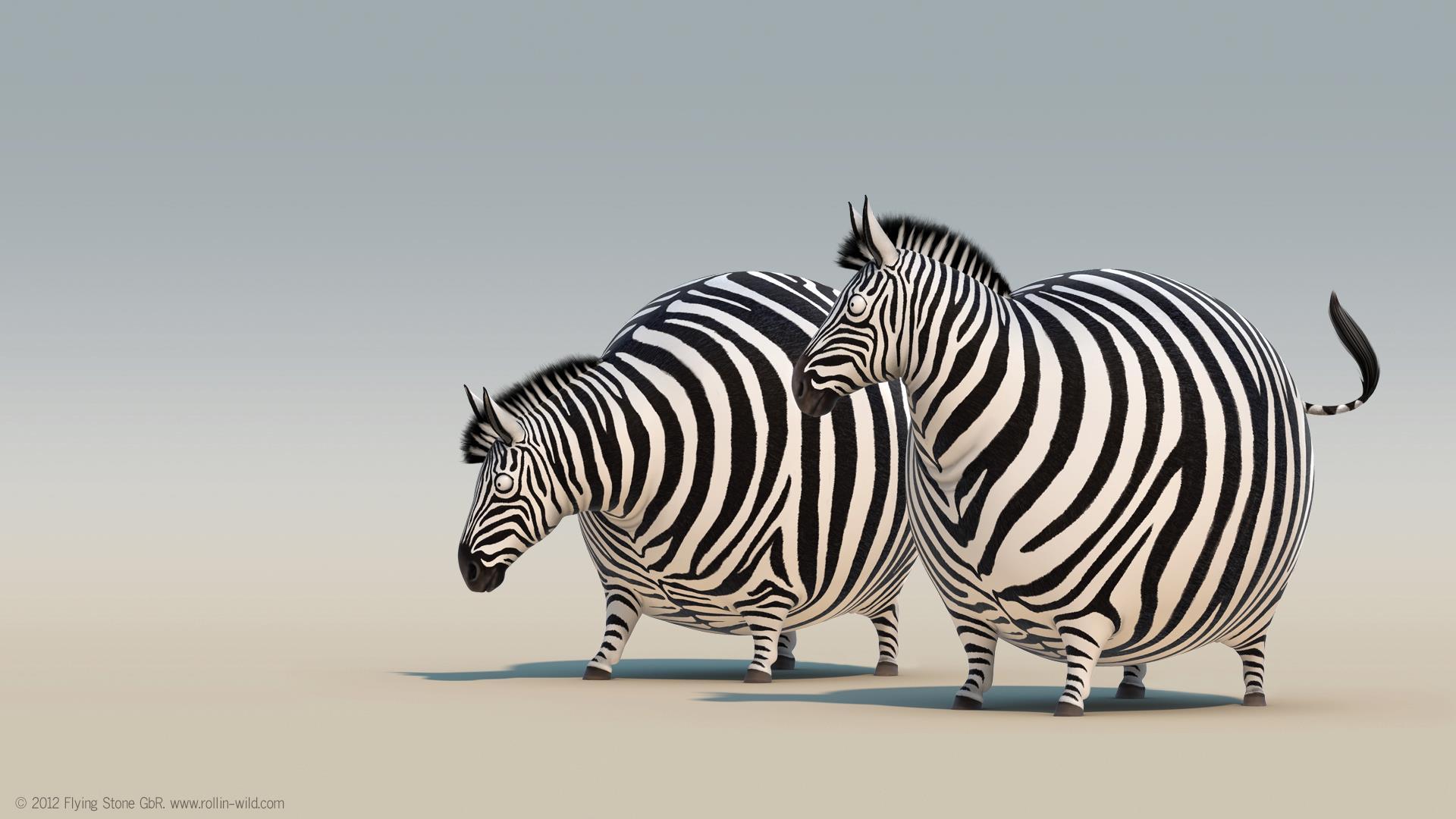 Rollin Wild Animasi Lucu Hewan Hewan Gendut – Mobgenic