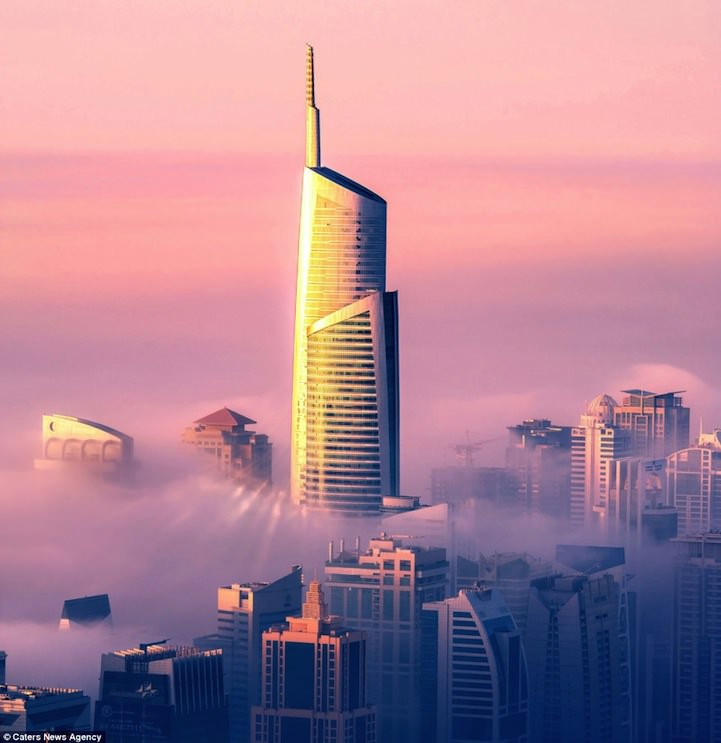 dubai cloud city 4