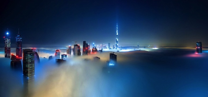 dubai cloud city 9