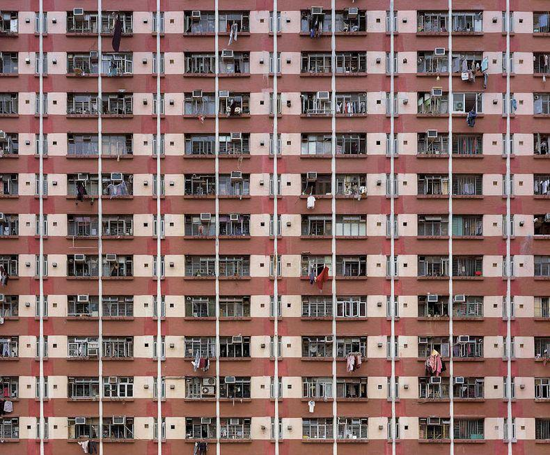 hong kong architecture of density 10