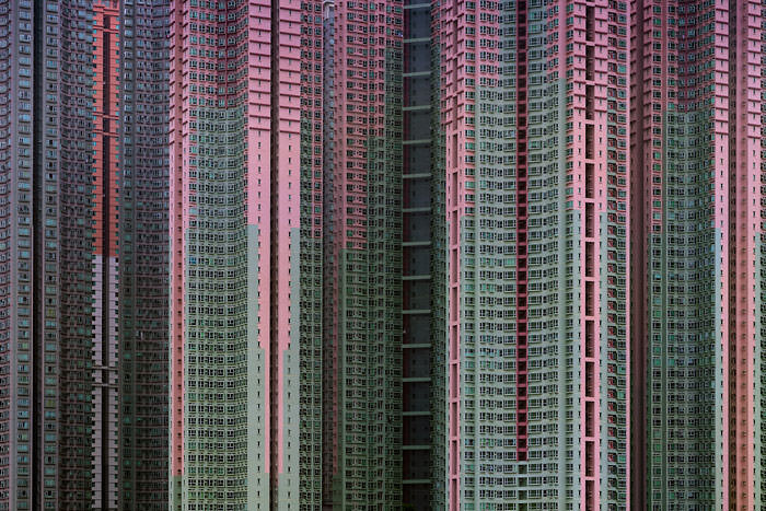hong kong architecture of density 13