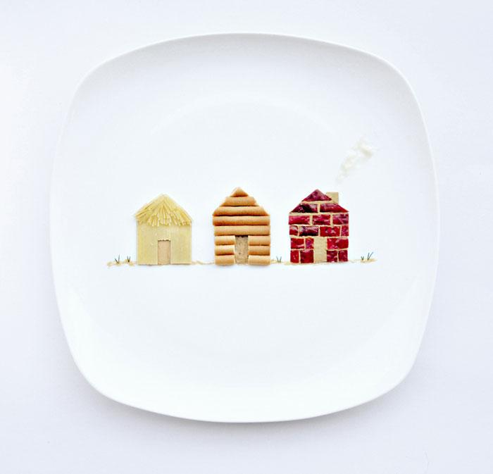 Food Art Project by Hong Yi 07