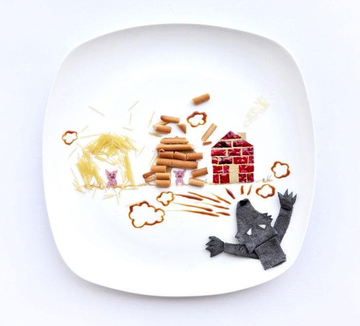Food Art Project by Hong Yi 08