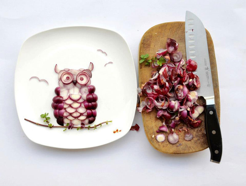 Food Art Project by Hong Yi 11