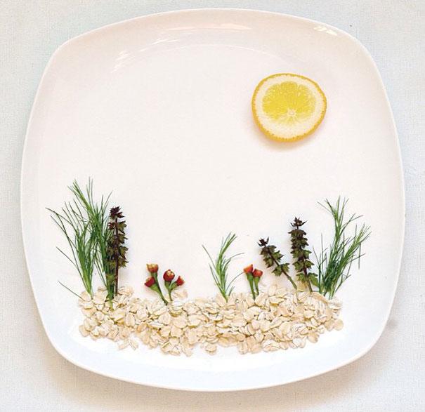 Food Art Project by Hong Yi 12