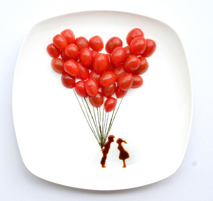 Food Art Project by Hong Yi 13