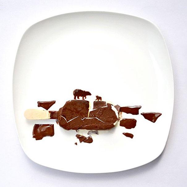 Food Art Project by Hong Yi 14