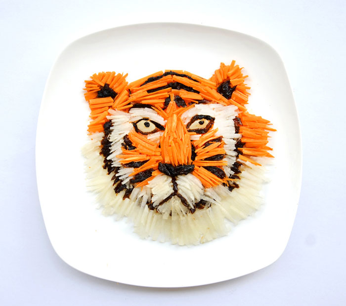 Food Art Project by Hong Yi 15