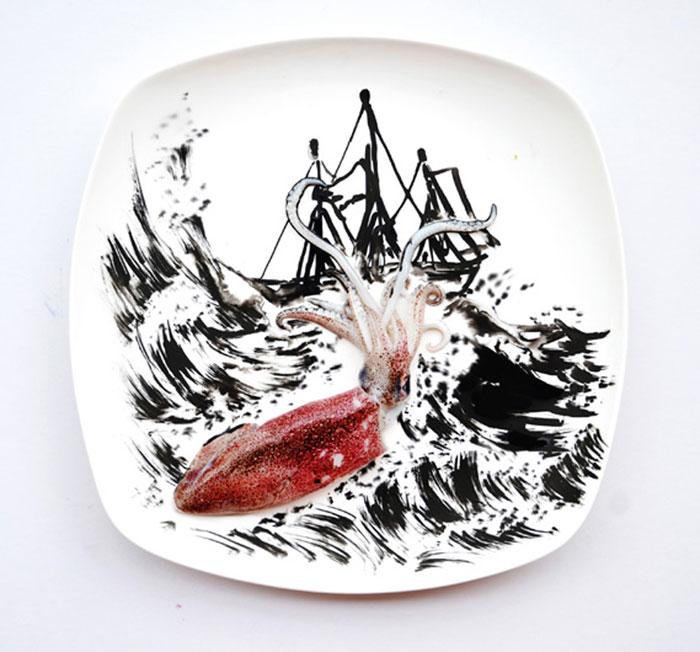 Food Art Project by Hong Yi 18