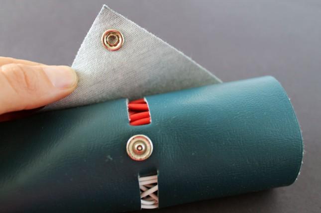 kantong penyimpanan kabel kreatif  9