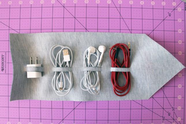 kantong penyimpanan kabel kreatif  6