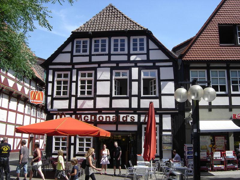 13_McDonalds-in-Hameln-Lower-Saxony-Germany