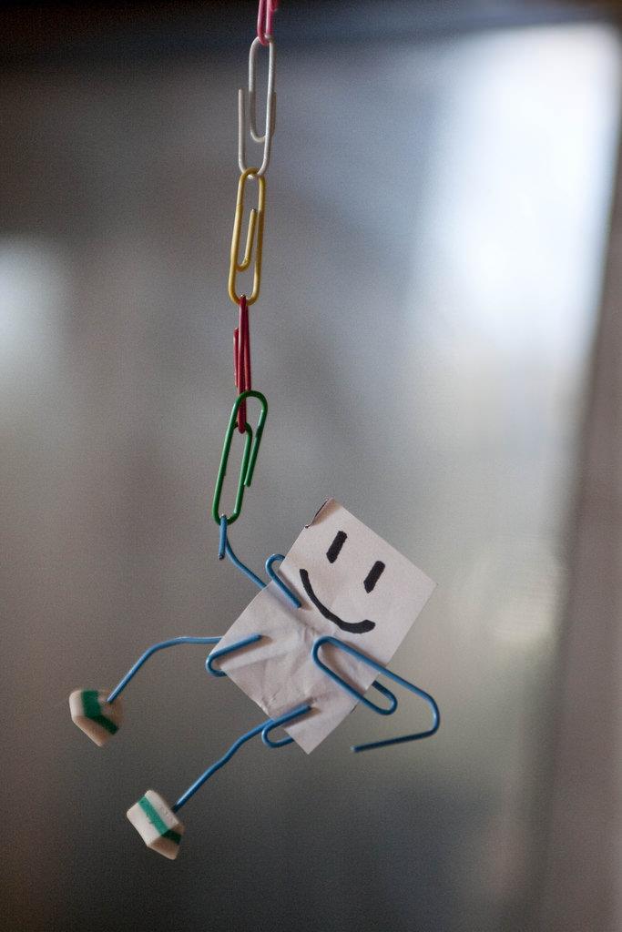 ide kreatif paper clip 4