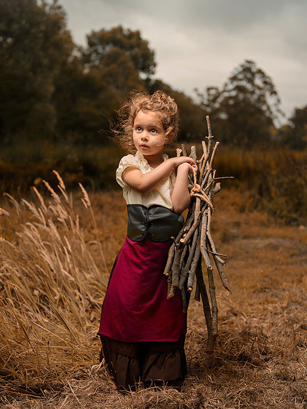 Gadis Kecil Bill Gekas 02