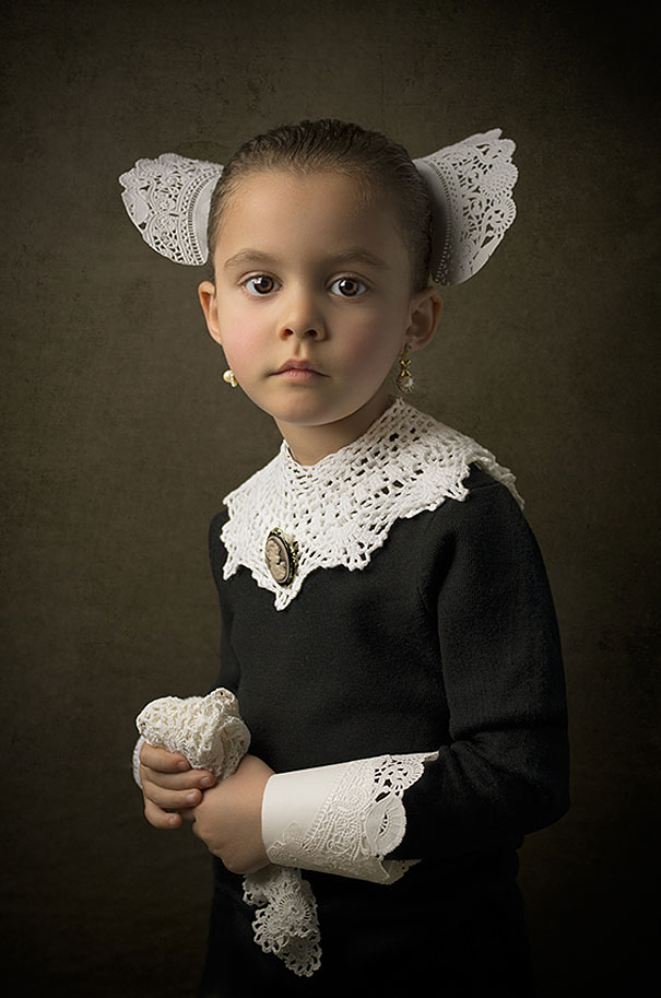 Gadis Kecil Bill Gekas 06