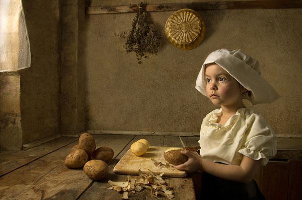 Gadis Kecil Bill Gekas 12