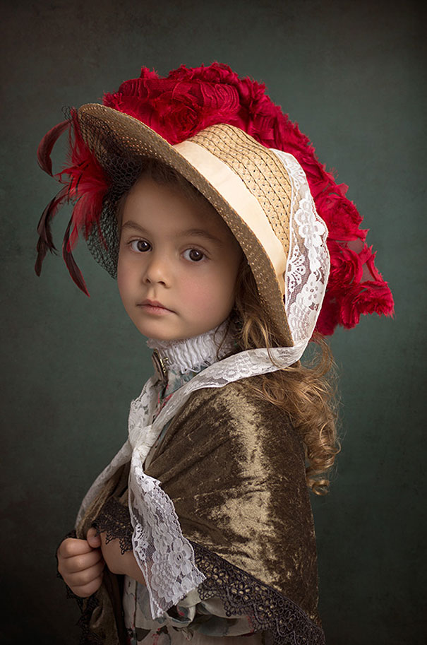 Gadis Kecil Bill Gekas 13