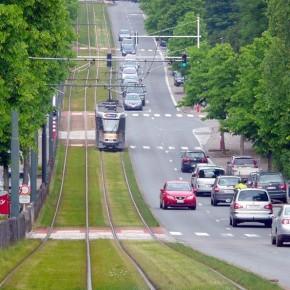 jalur hijau kereta trem eropa 2
