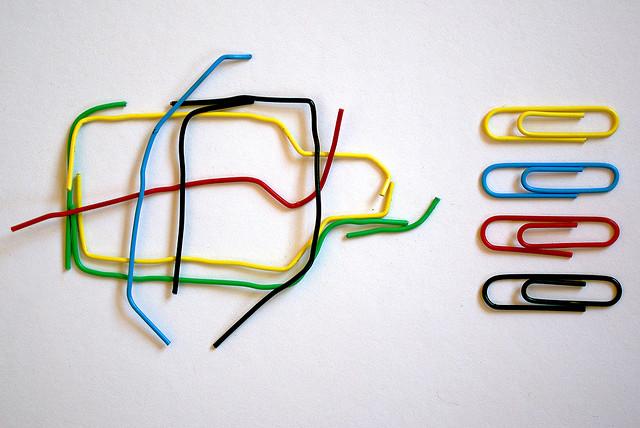 ide kreatif paper clip 18