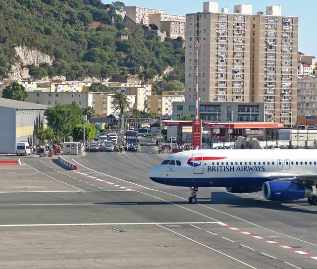 Gibraltar Airport 1