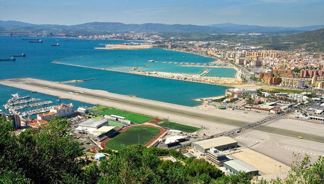 Gibraltar Airport 2